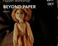Beyond Paper / Puppet workshop