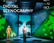 Digital Scenography / workshop